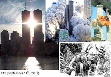 09/11/2001 (Tuesday) New York